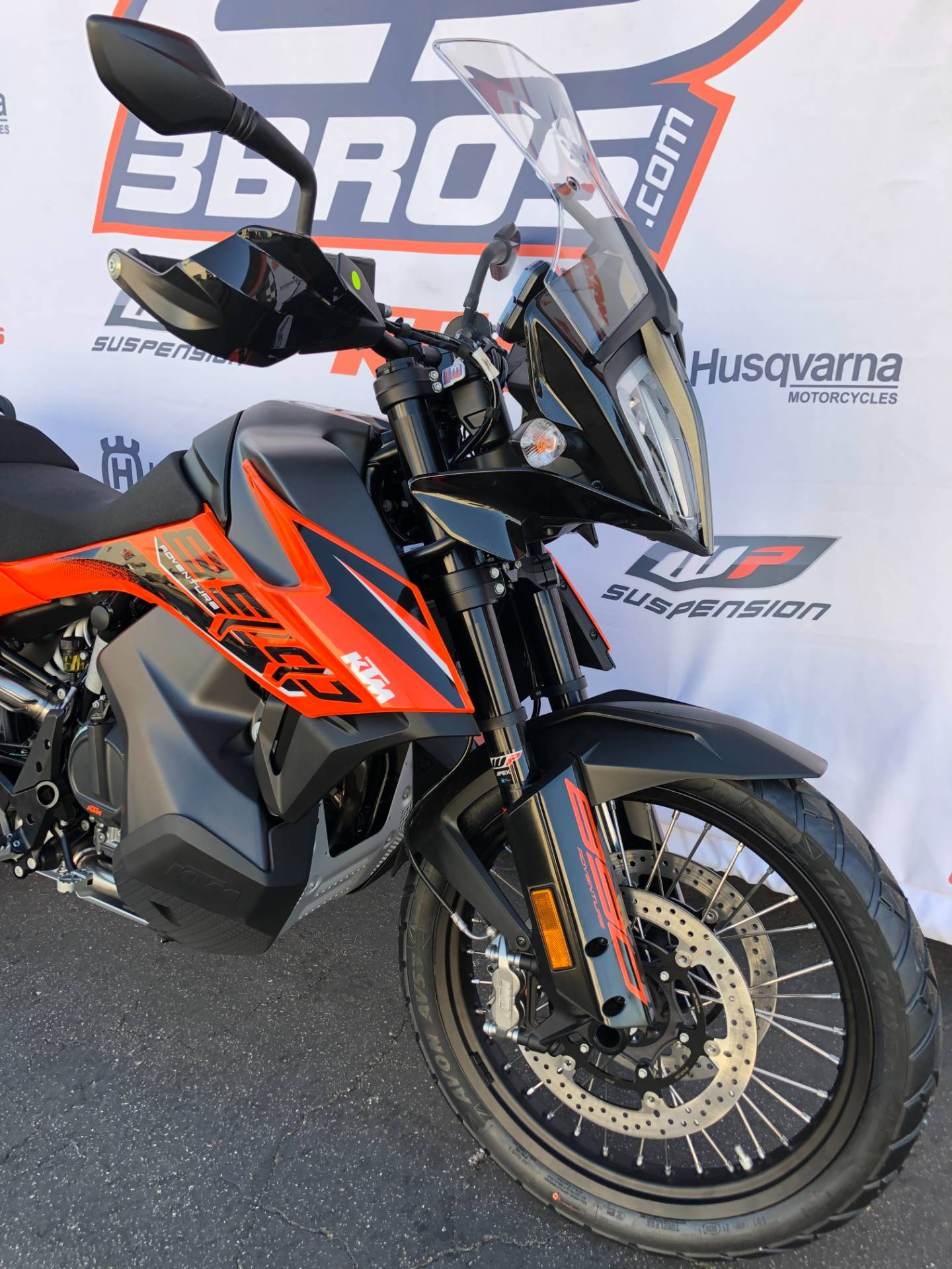 2021 KTM 890 Adventure in Costa Mesa, California - Photo 9