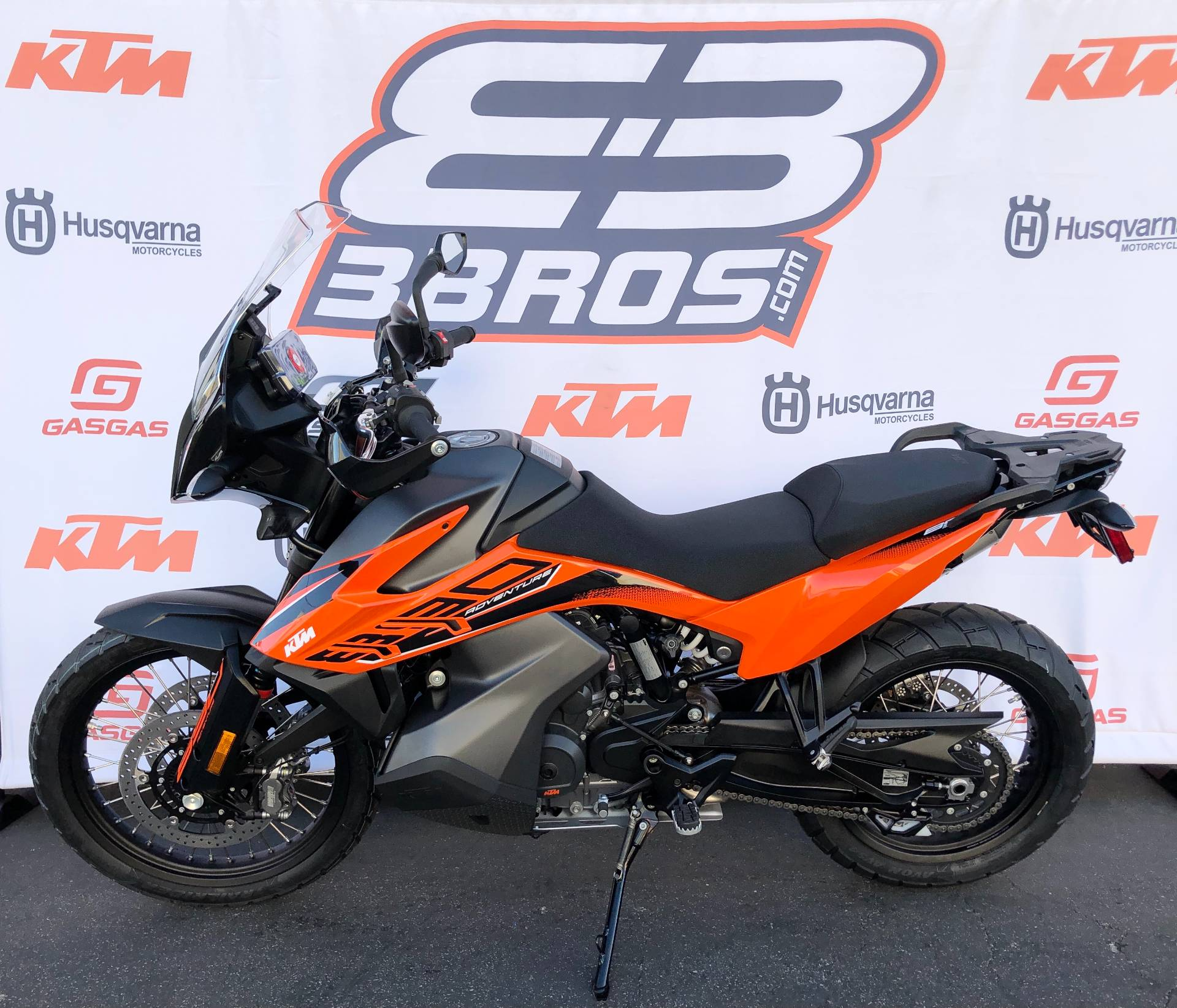 2021 KTM 890 Adventure in Costa Mesa, California - Photo 2