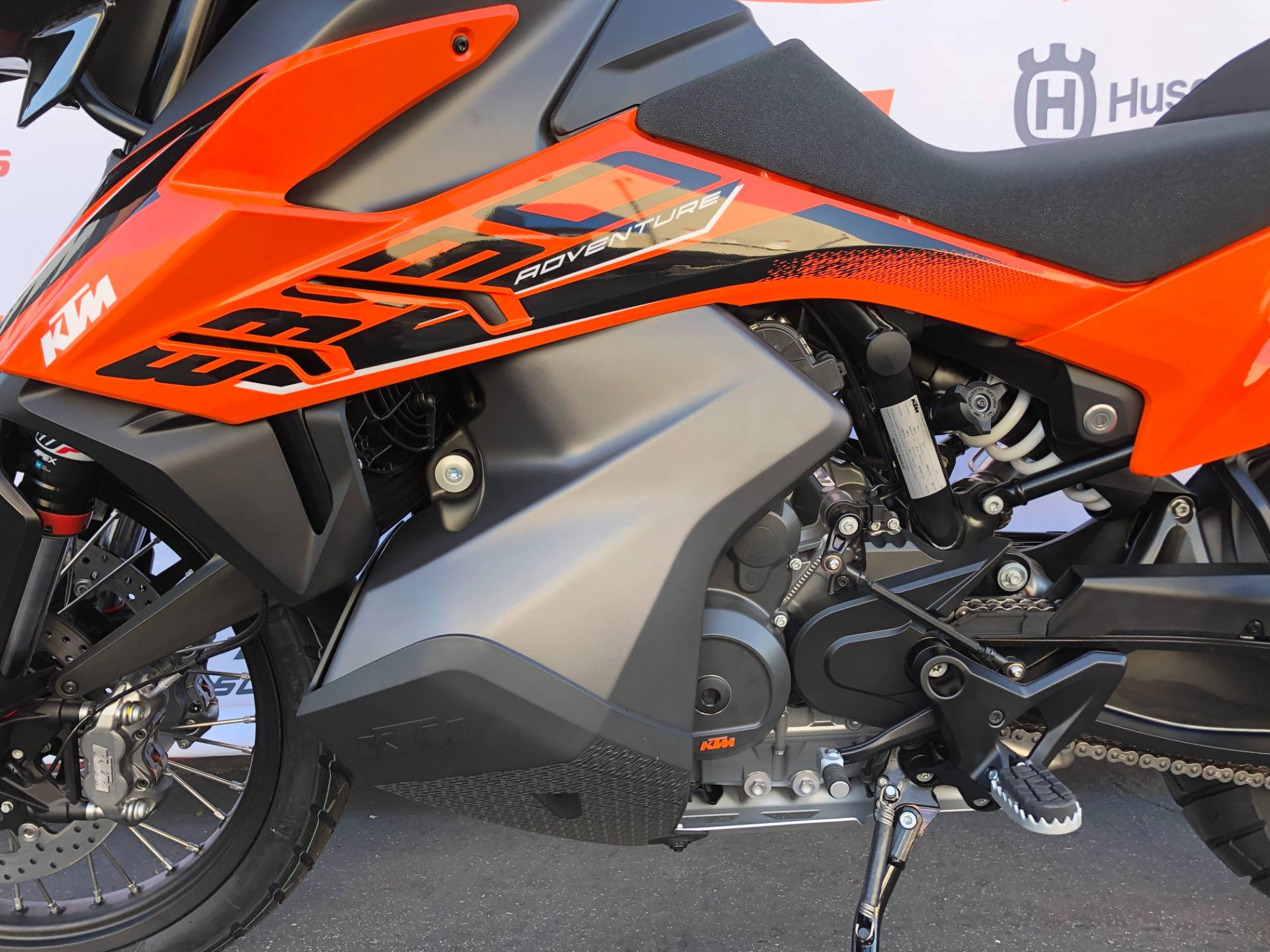 2021 KTM 890 Adventure in Costa Mesa, California - Photo 4