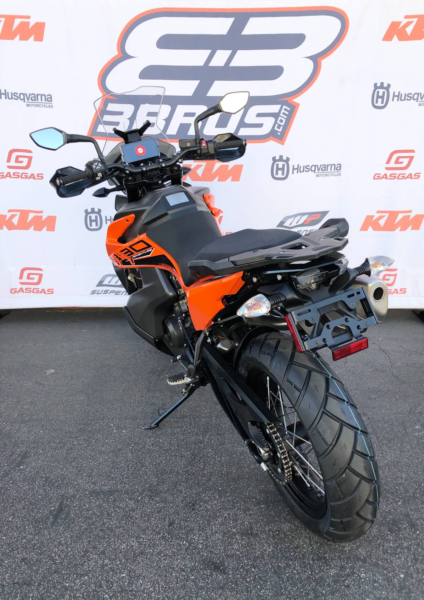 2021 KTM 890 Adventure in Costa Mesa, California - Photo 6
