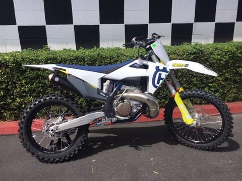 2020 Husqvarna TC 250 in Costa Mesa, California - Photo 1