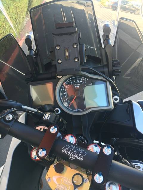 2015 KTM 1290 Super Adventure in Costa Mesa, California - Photo 7