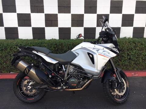 2015 KTM 1290 Super Adventure in Costa Mesa, California