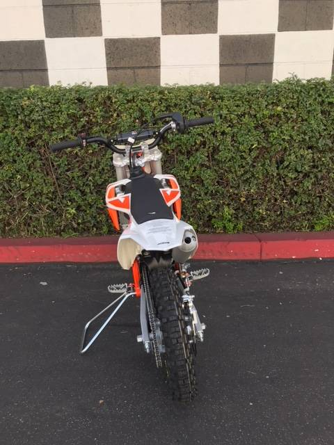 2019 KTM 50 SX Mini in Costa Mesa, California