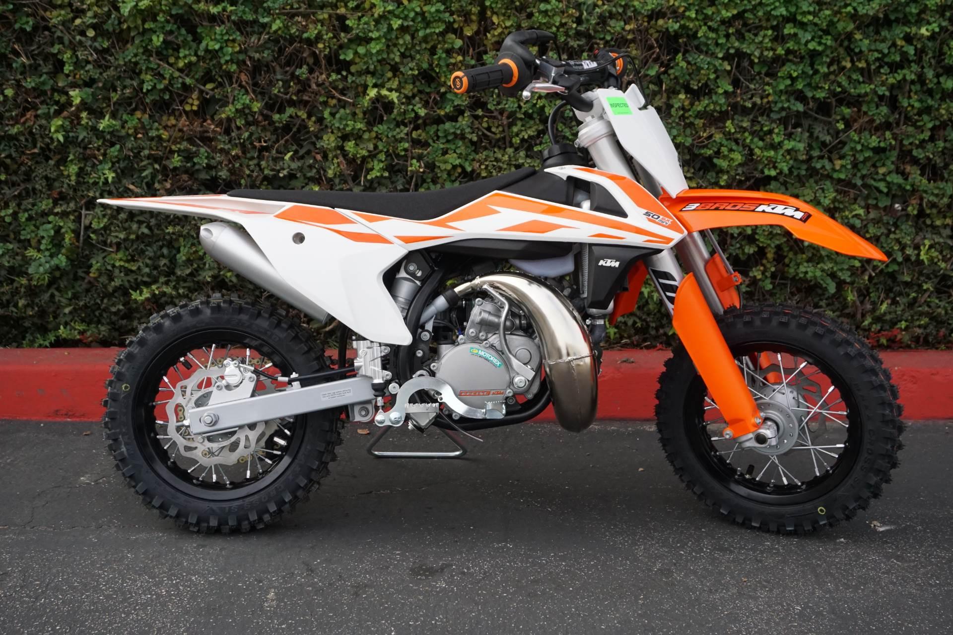 2017 ktm 50 sx mini motorcycles costa mesa california