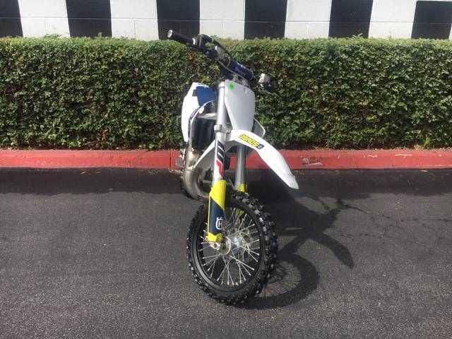 2018 Husqvarna TC 65 in Costa Mesa, California - Photo 3