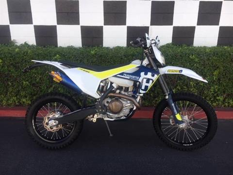 2017 Husqvarna FE 450 in Costa Mesa, California