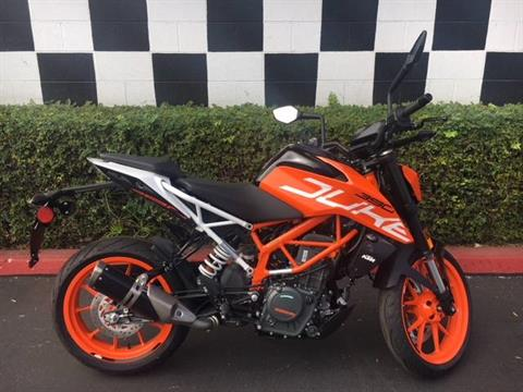 2019 KTM 390 Duke in Costa Mesa, California - Photo 1