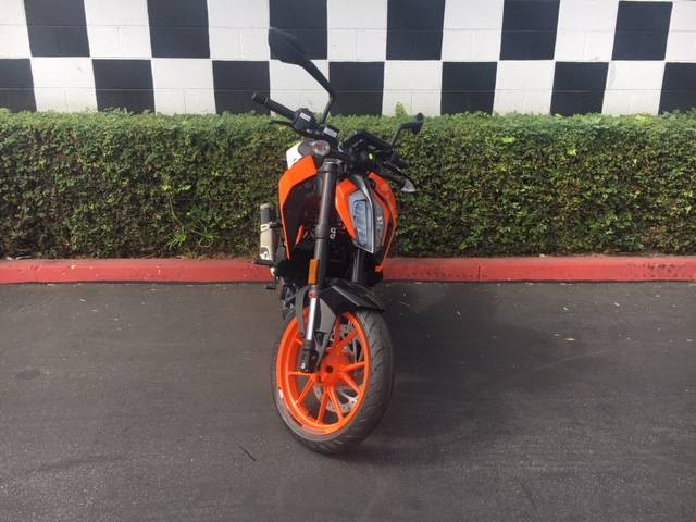 2019 KTM 390 Duke in Costa Mesa, California - Photo 3
