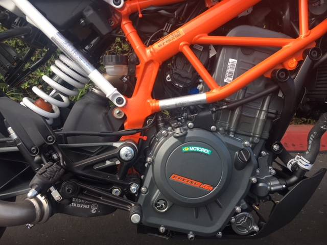 2019 KTM 390 Duke in Costa Mesa, California - Photo 5