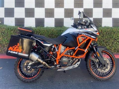 2015 KTM 1190 Adventure R in Costa Mesa, California