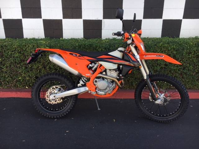2019 KTM 350 EXC-F in Costa Mesa, California