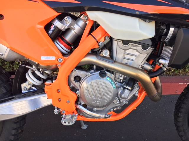 2019 KTM 350 EXC-F in Costa Mesa, California - Photo 5