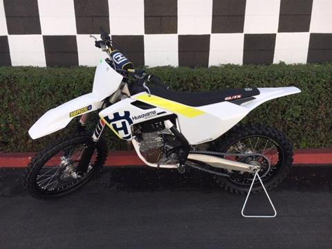 2018 Husqvarna FC 450 in Costa Mesa, California