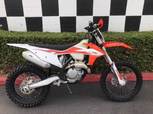 2020 KTM 250 XC-F in Costa Mesa, California - Photo 1