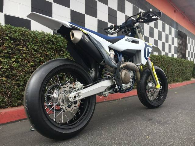 2020 Husqvarna FS 450 in Costa Mesa, California - Photo 6