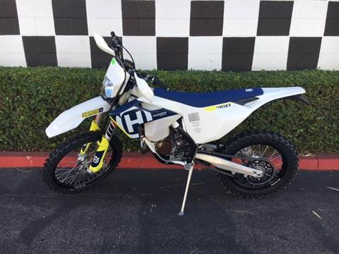 2018 Husqvarna TE 150 in Costa Mesa, California