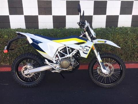 2019 Husqvarna 701 Enduro in Costa Mesa, California