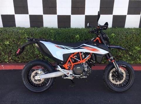 2020 KTM 690 SMC R in Costa Mesa, California - Photo 1