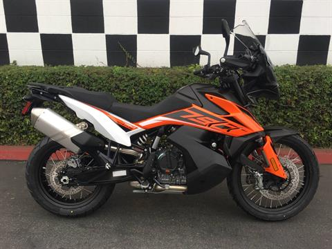 2020 KTM 790 Adventure in Costa Mesa, California - Photo 1