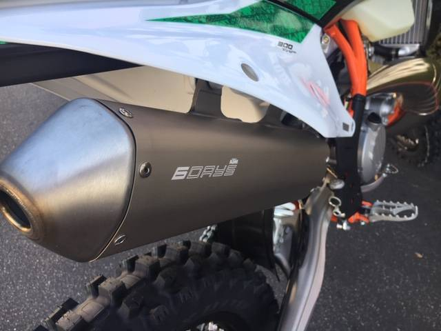 2020 KTM 300 XC-W TPI Six Days in Costa Mesa, California - Photo 16