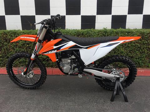 2021 KTM 450 SX-F in Costa Mesa, California - Photo 2