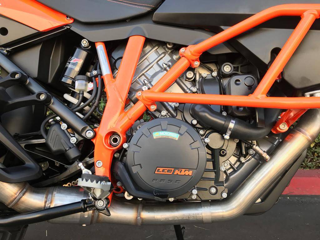 2019 KTM 1290 Super Adventure R in Costa Mesa, California - Photo 5