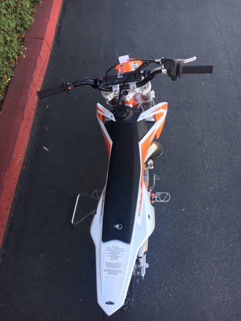 2020 KTM 50 SX Mini in Costa Mesa, California - Photo 7