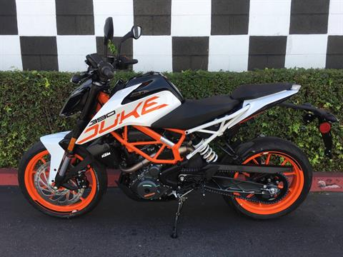 2020 KTM 390 Duke in Costa Mesa, California - Photo 2