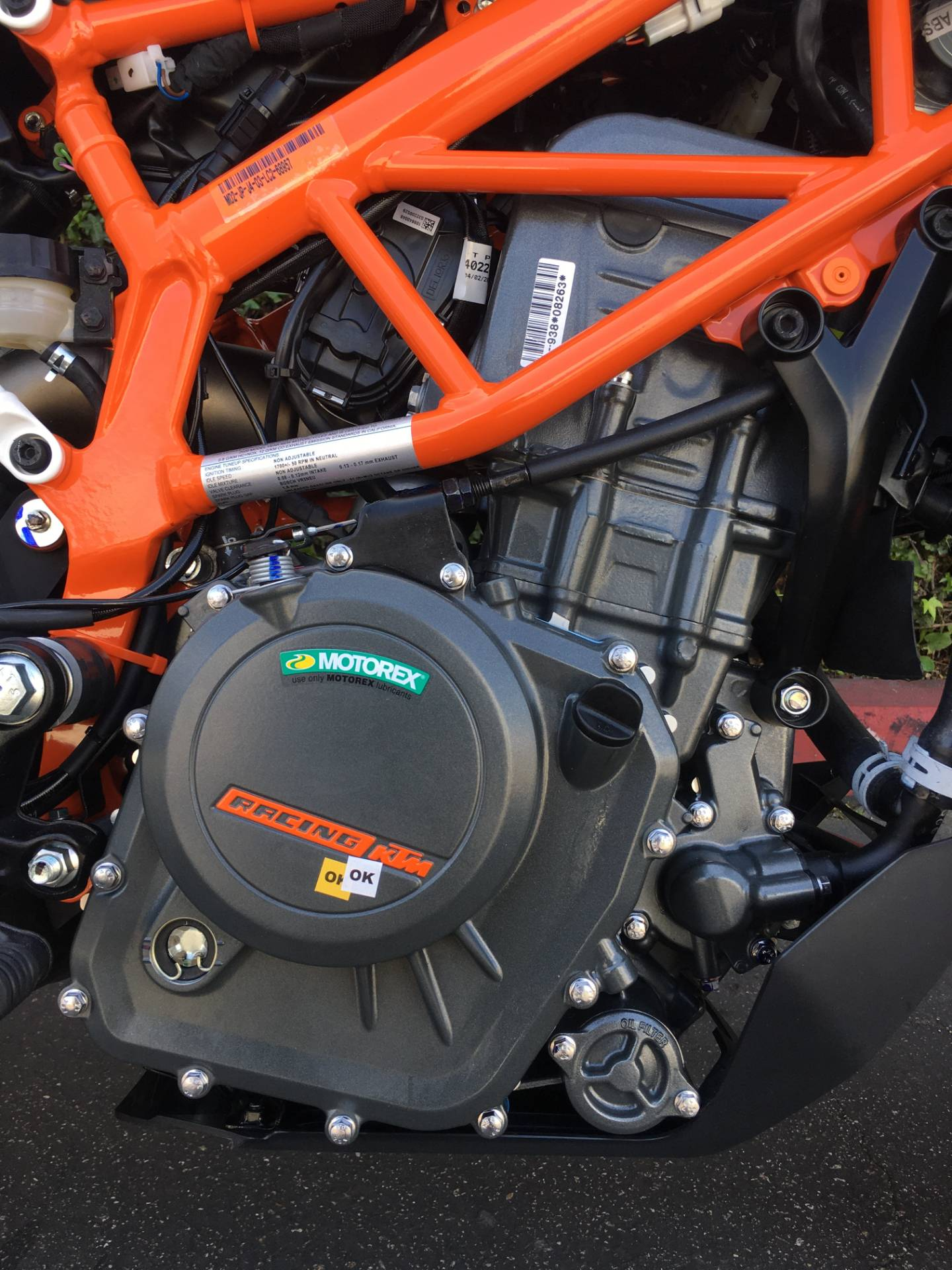 2020 KTM 390 Duke in Costa Mesa, California - Photo 5