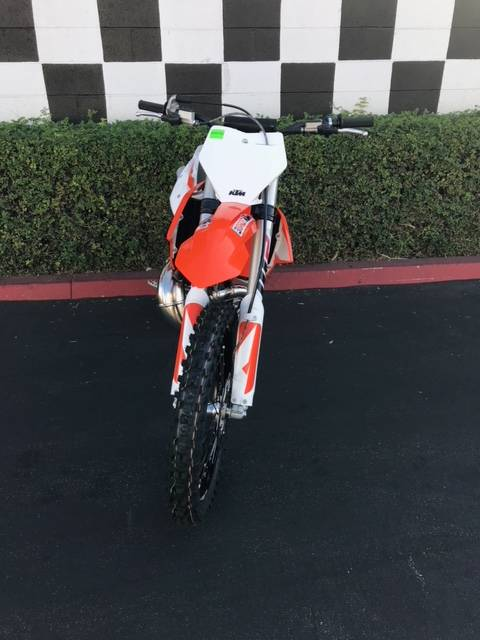 2019 KTM 250 SX in Costa Mesa, California