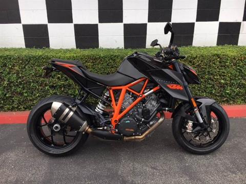 2014 KTM 1290 Super Duke R in Costa Mesa, California