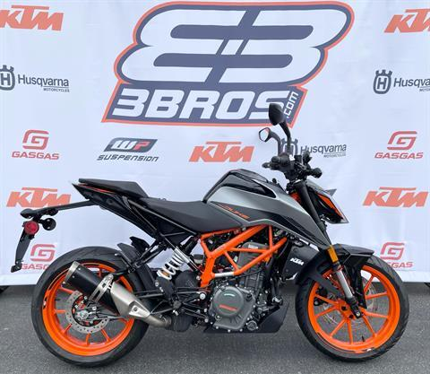2021 KTM 390 Duke in Costa Mesa, California - Photo 1