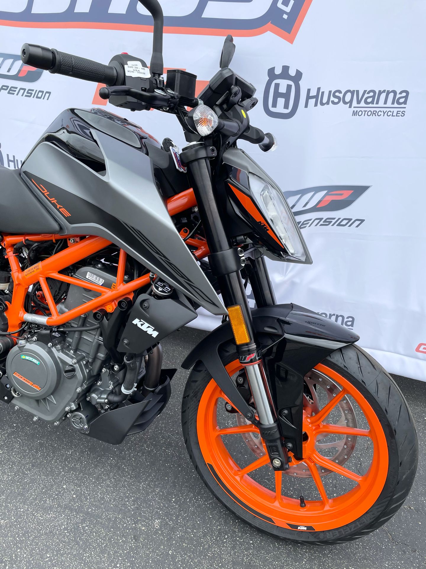 2021 KTM 390 Duke in Costa Mesa, California - Photo 9