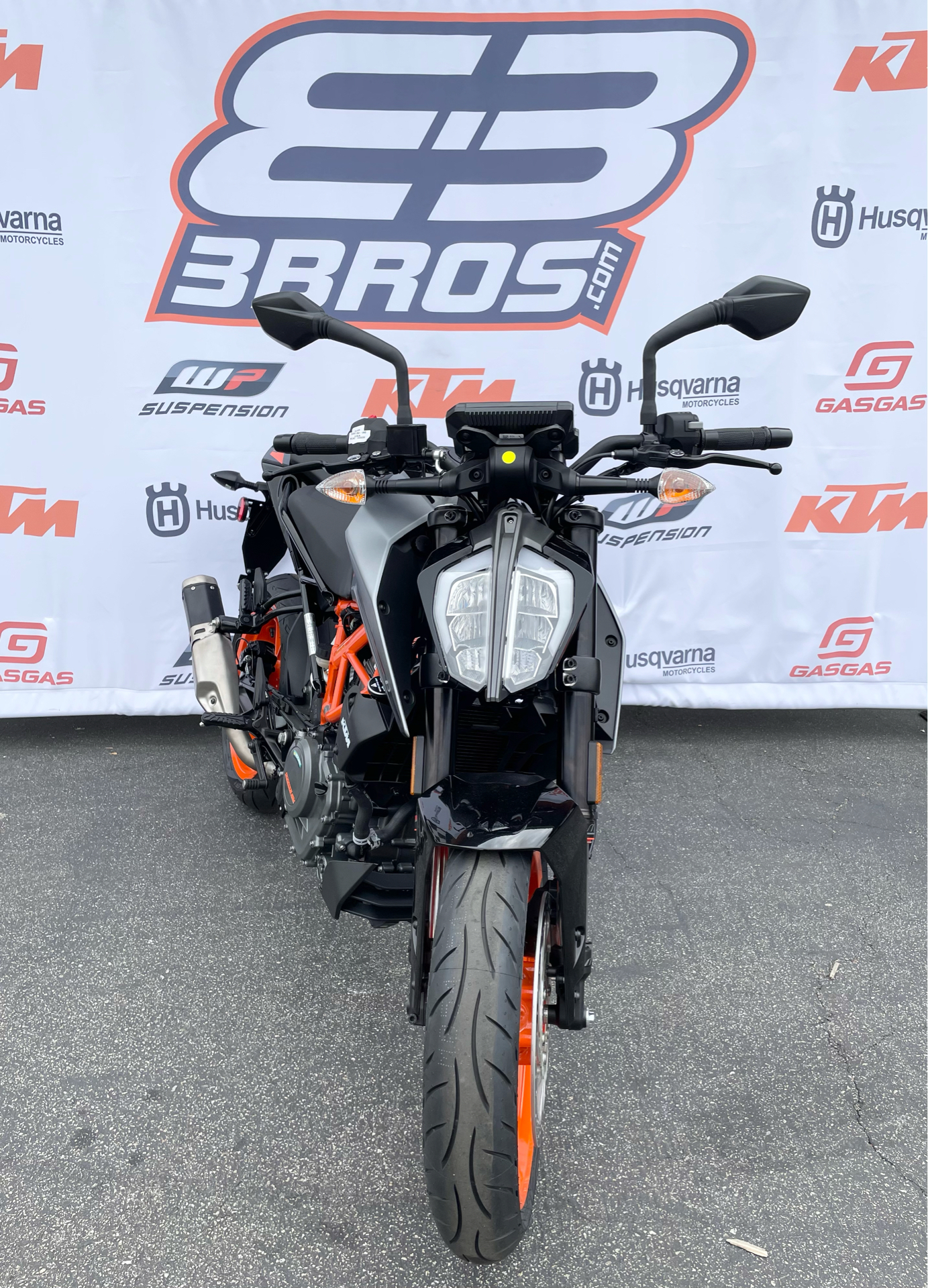 2021 KTM 390 Duke in Costa Mesa, California - Photo 5