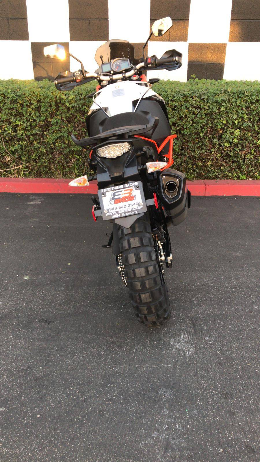 2019 KTM 1090 Adventure R in Costa Mesa, California - Photo 4