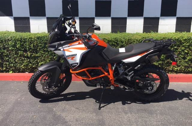 2017 KTM 1290 Super Adventure R in Costa Mesa, California