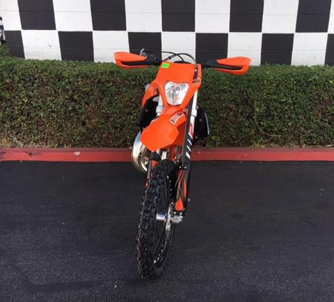 2019 KTM 150 XC-W in Costa Mesa, California - Photo 3