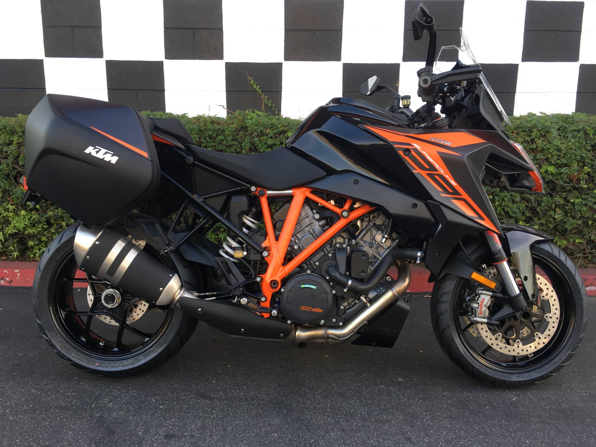 2020 KTM 1290 Super Duke GT in Costa Mesa, California - Photo 1