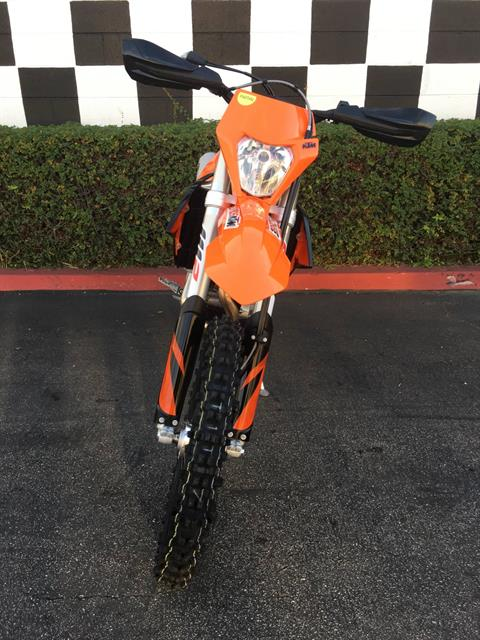2020 KTM 500 XCF-W in Costa Mesa, California - Photo 3