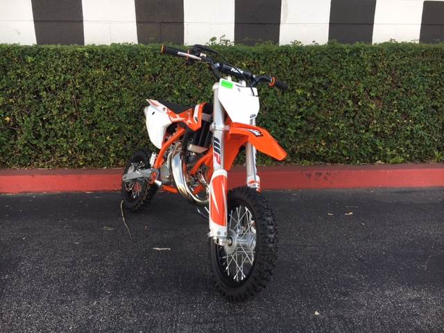 2018 KTM 50 SX in Costa Mesa, California