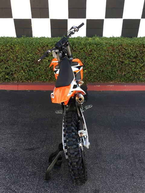 2021 KTM 150 SX in Costa Mesa, California - Photo 4