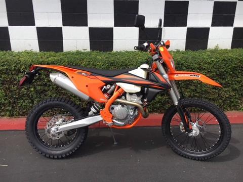 2019 KTM 250 EXC-F in Costa Mesa, California