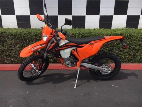 2019 KTM 250 EXC-F in Costa Mesa, California - Photo 2