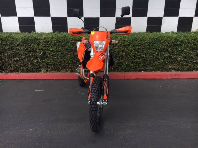 2019 KTM 250 EXC-F in Costa Mesa, California - Photo 3