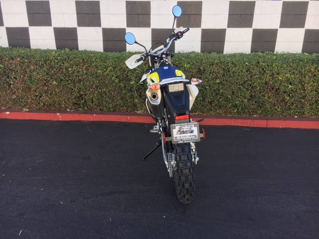 2018 Husqvarna 701 Enduro in Costa Mesa, California