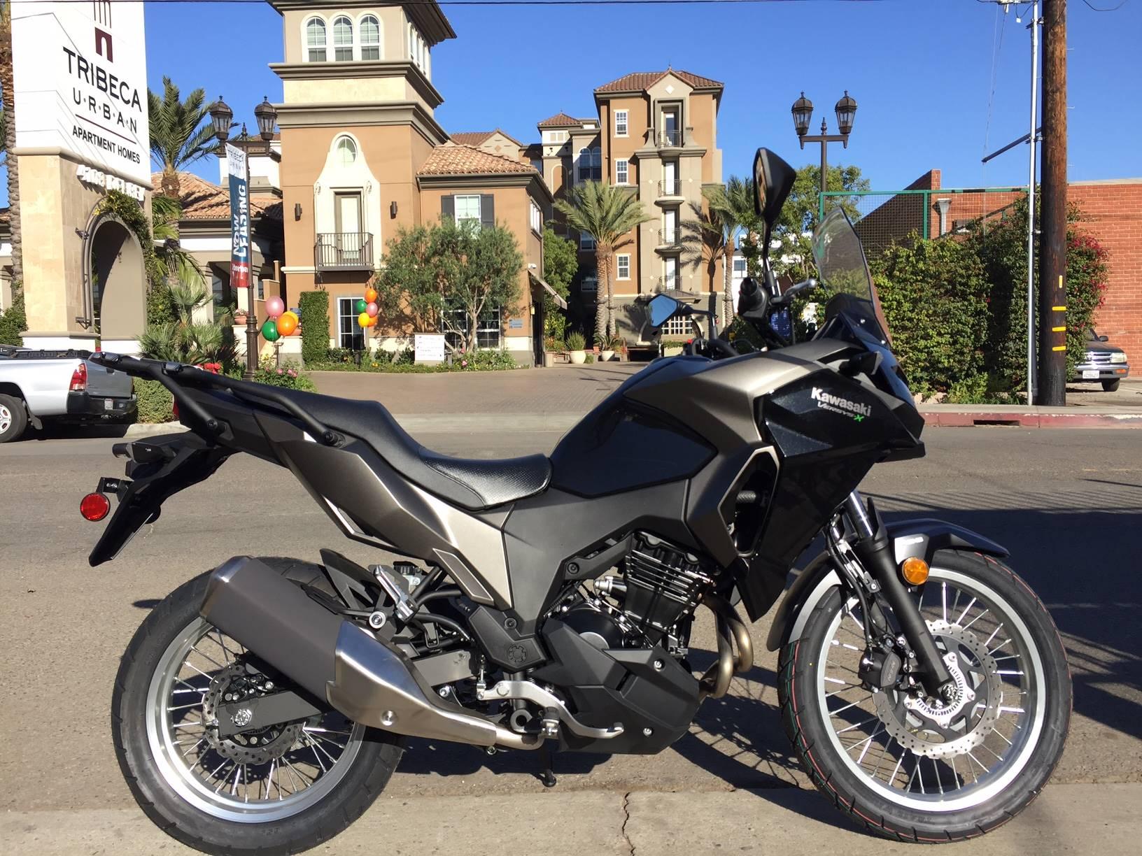 2018 kawasaki versys x 300 abs motorcycles marina del rey california. Black Bedroom Furniture Sets. Home Design Ideas