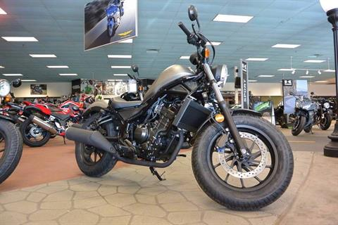 2018 Honda Rebel 300 ABS in Marina Del Rey, California