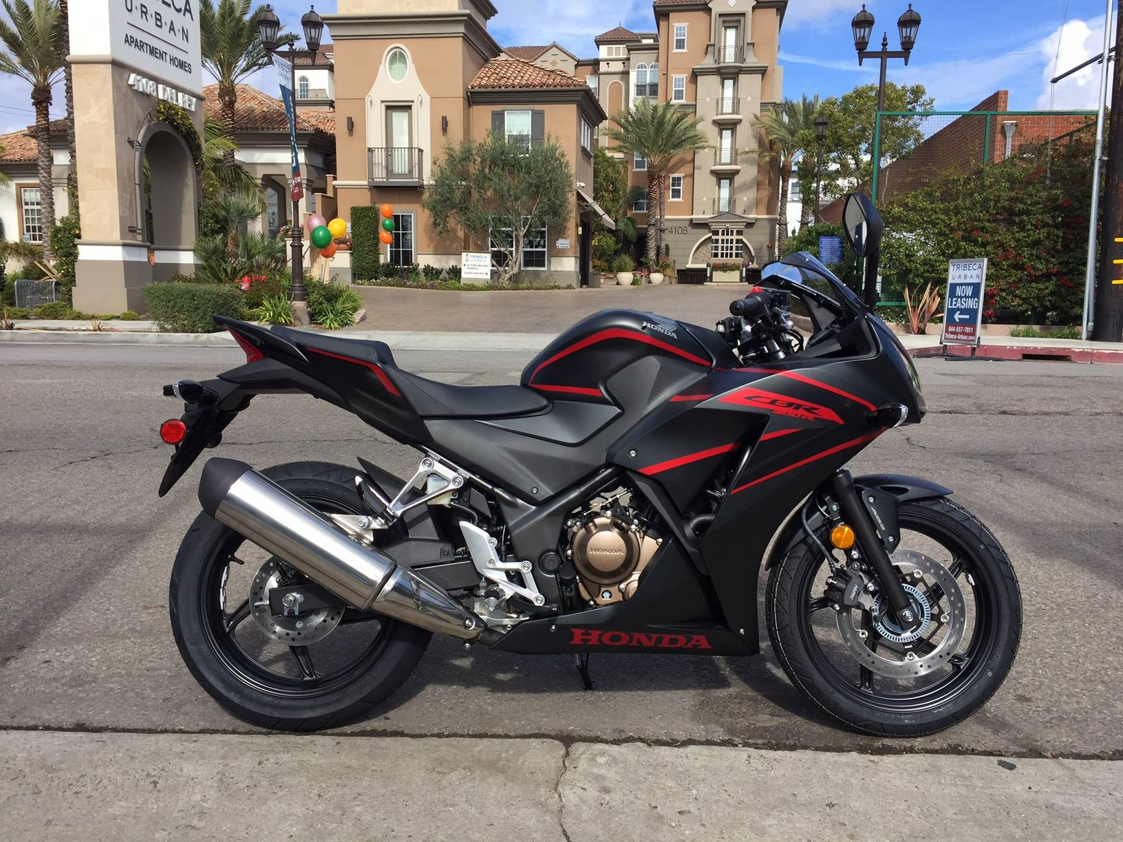 2018 honda cbr300r abs motorcycles marina del rey california