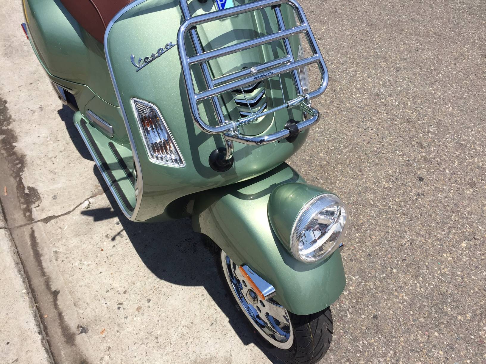 2017 Vespa GTV 300 in Marina Del Rey, California